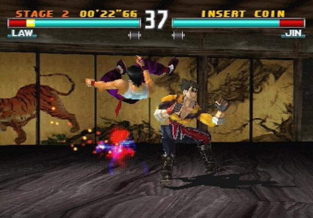 Tekken3 PS Editeur 005