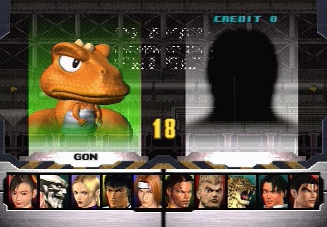 Tekken3 PS Editeur 006