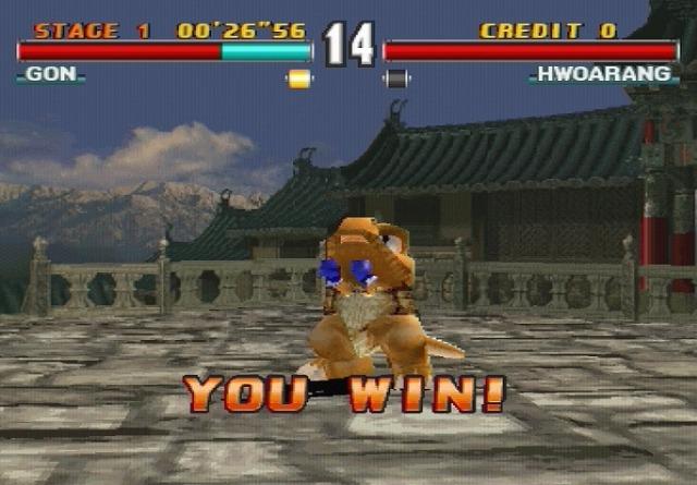 Tekken3 PS Editeur 008