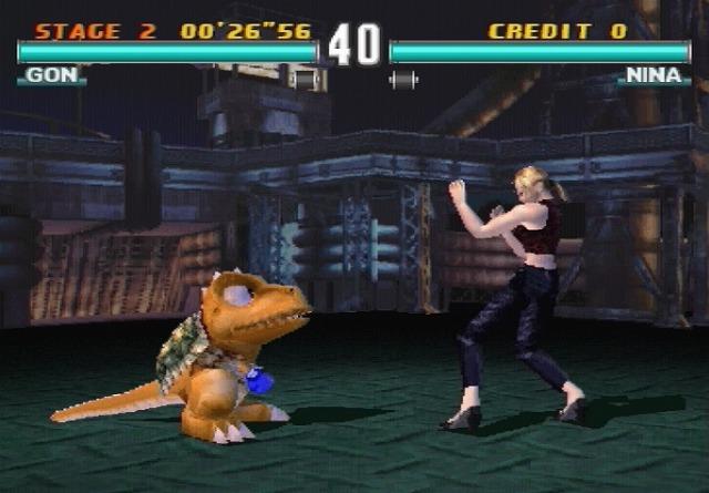 Tekken3 PS Editeur 009
