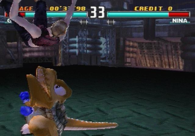 Tekken3 PS Editeur 010