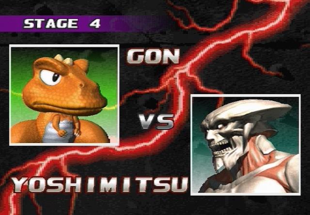 Tekken3 PS Editeur 012