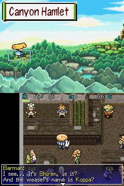 MysteryDungeon ShirentheWanderer DS Ed003
