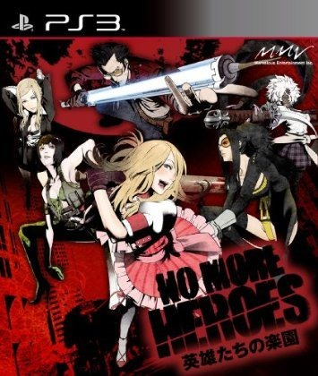 No More Heroes : Heroes' Paradise