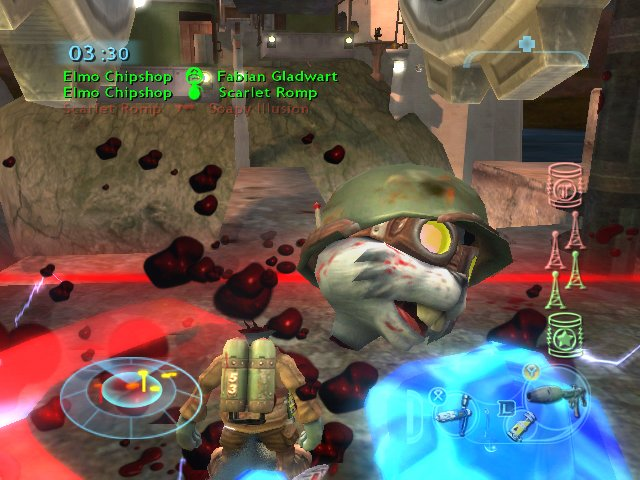 Conker Xbox editeur 001