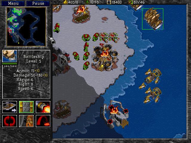 WarcraftII PC Ed004