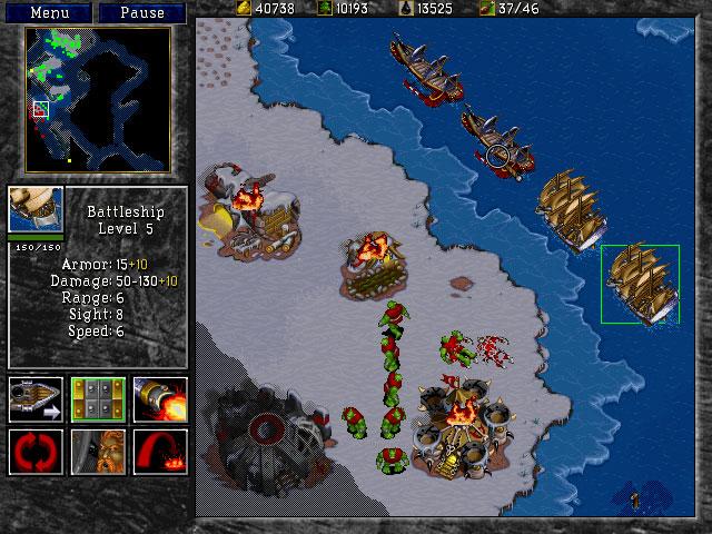 WarcraftII PC Ed005