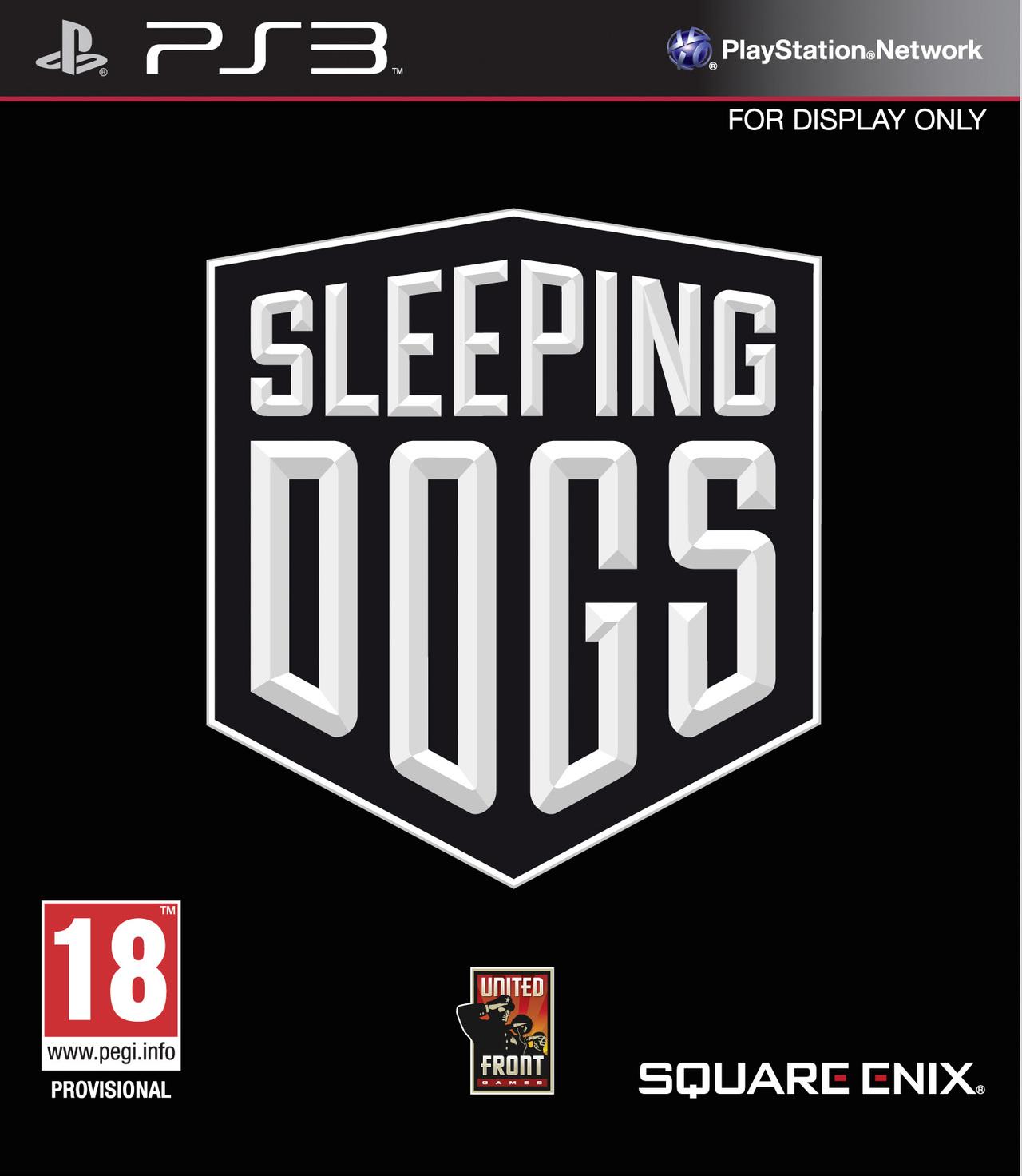 SleepingDogs PS3 Jaquette 001