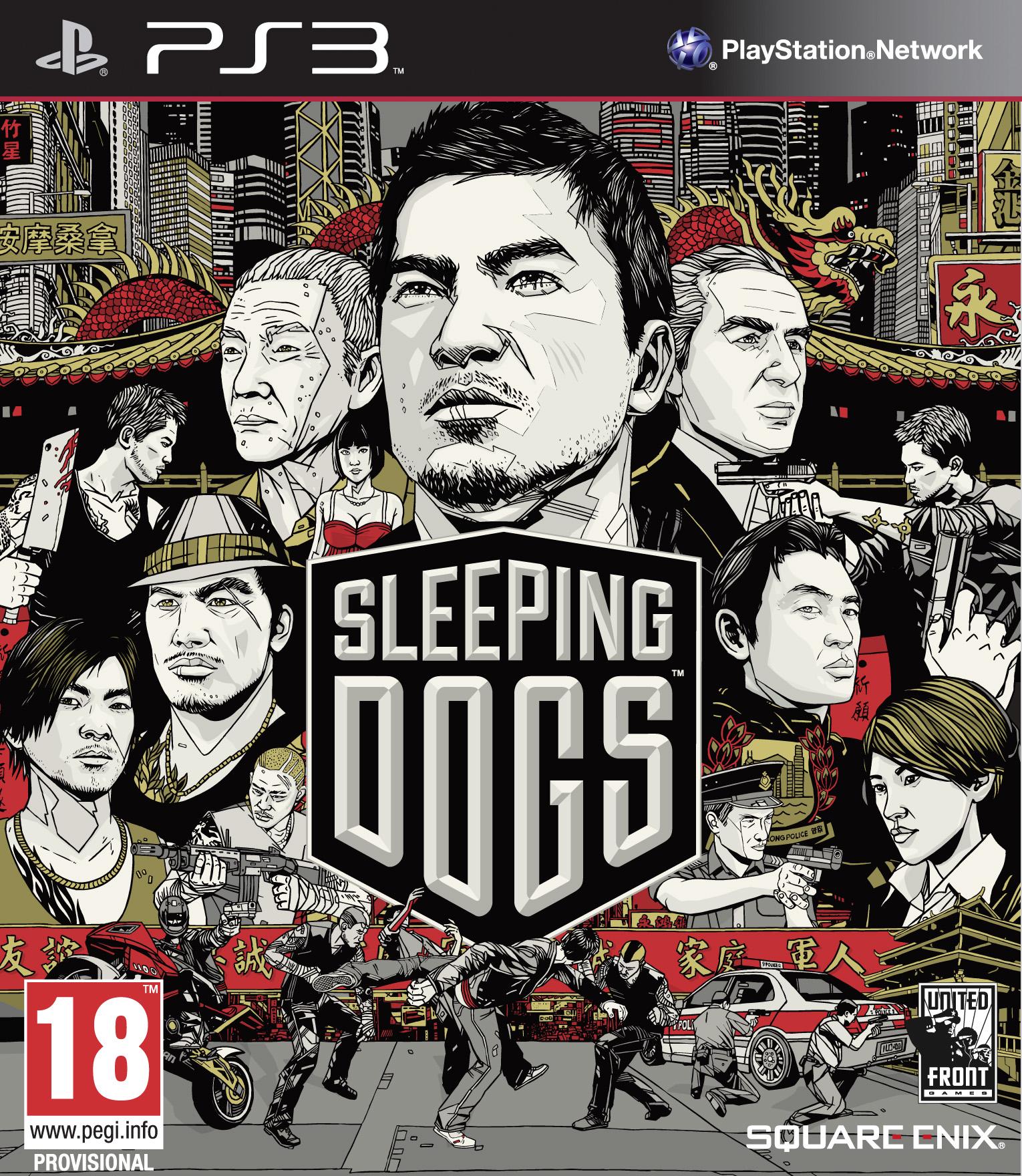 SleepingDogs PS3 Jaquette 002