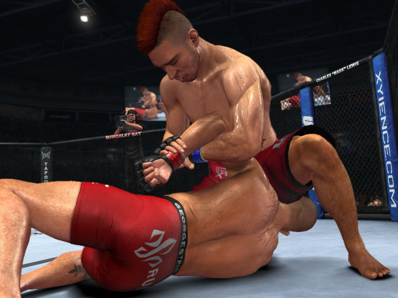 UFC2010Undisputed Editeur Multi 014