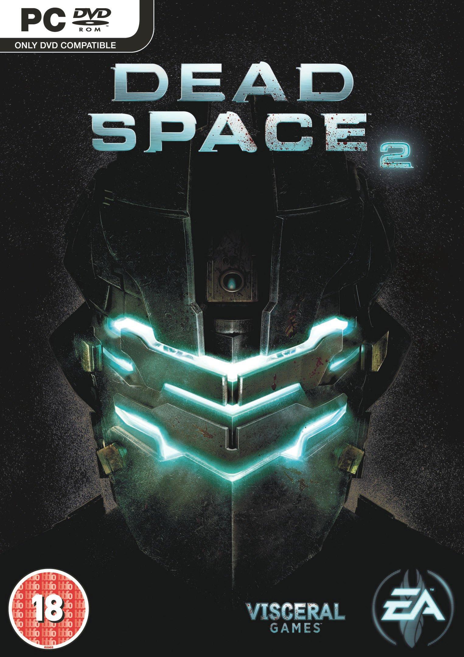 DeadSpace2 PC Jaquette