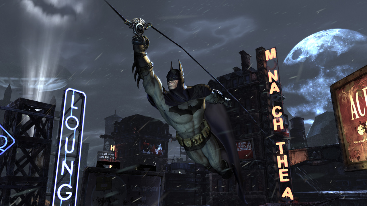 Batman Arkham City Multi Ed 026