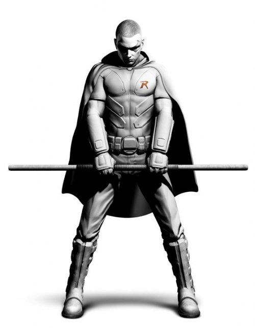 Batman-ArkhamCity Multi Visuel 007