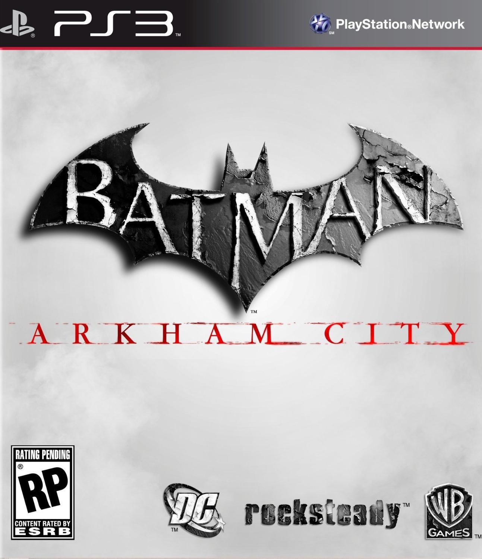 Batman-ArkhamCity PS3 Jaquette 001