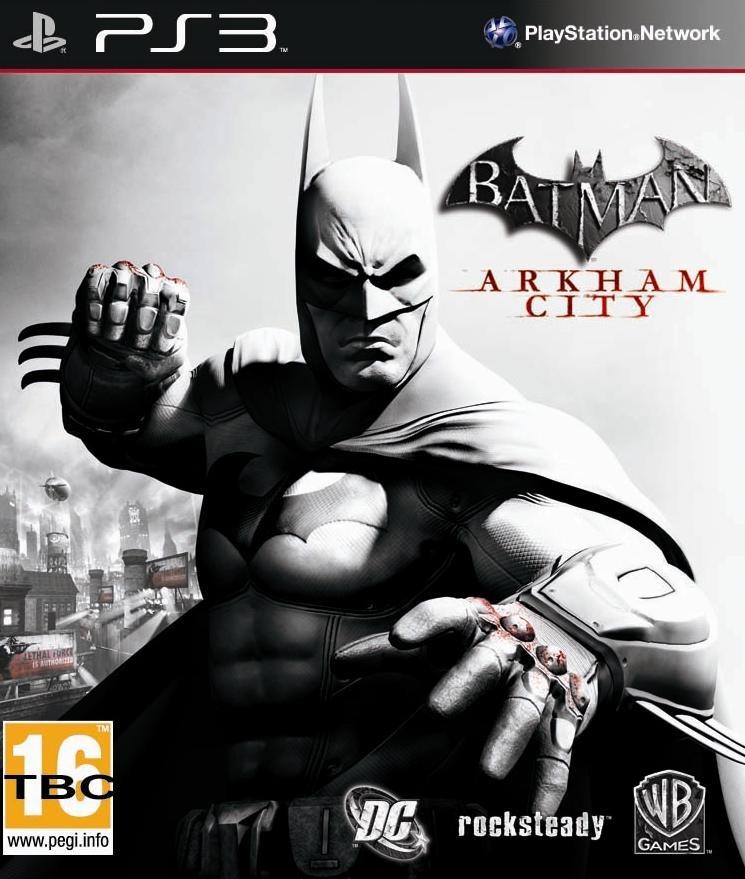 Batman-ArkhamCity PS3 Jaquette 002