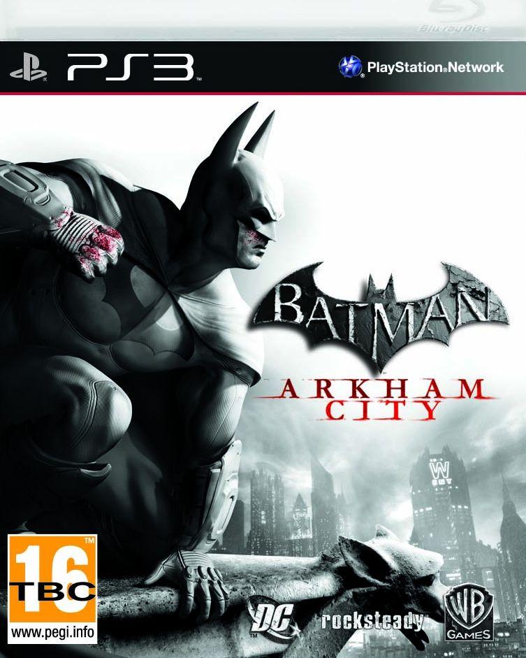 Batman-ArkhamCity PS3 Jaquette 003