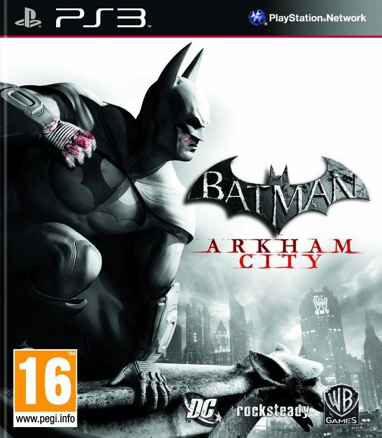 Batman-ArkhamCity PS3 Jaquette 004