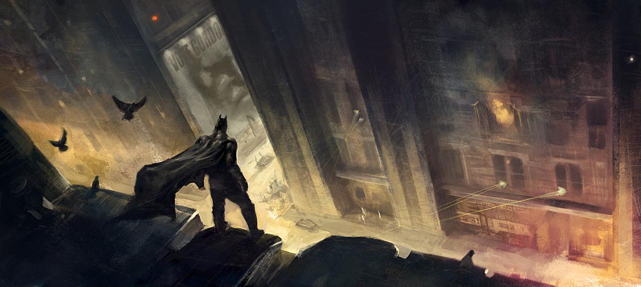 BatmanArkhamCity Art 002