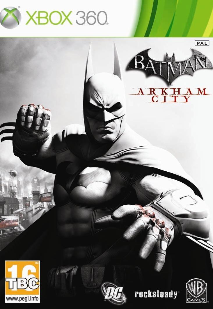 Batman-ArkhamCity 360 Jaquette 002