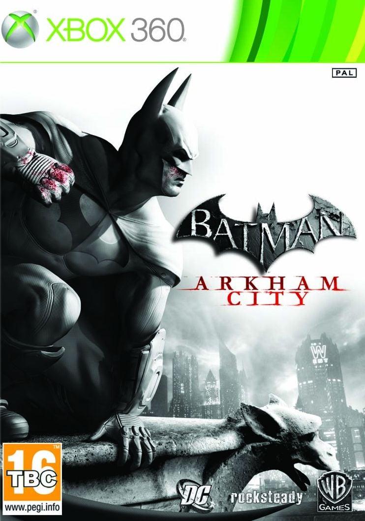 Batman-ArkhamCity 360 Jaquette 003