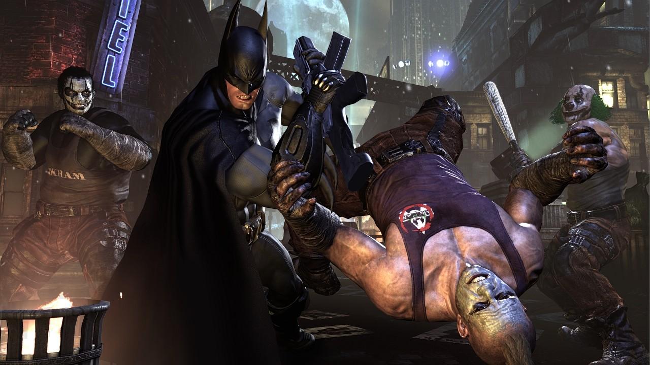 Batman-ArkhamCity Multi Editeur 028