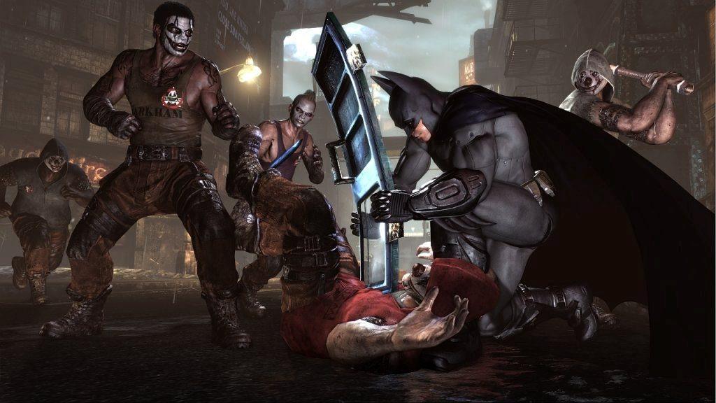 Batman-ArkhamCity Multi Editeur 030