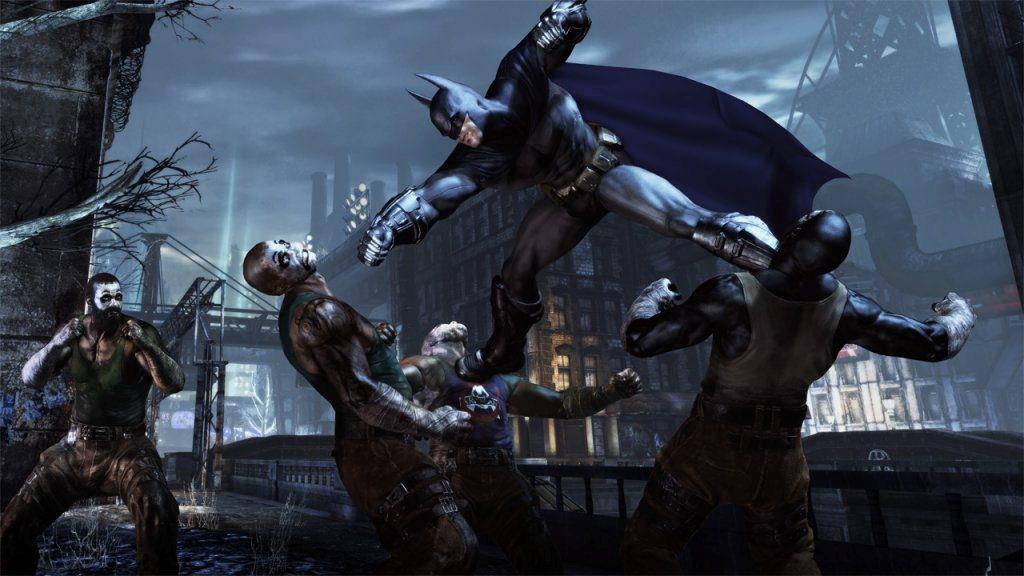Batman-ArkhamCity Multi Editeur 031