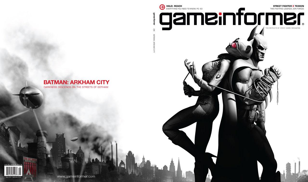 Batman Arkham City Multi Div GameInfomer001