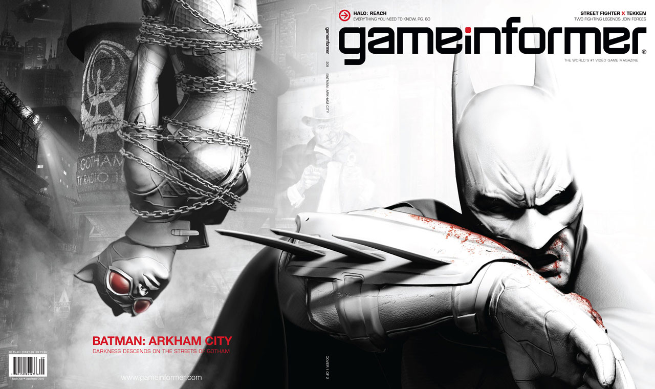 Batman Arkham City Multi Div GameInfomer002