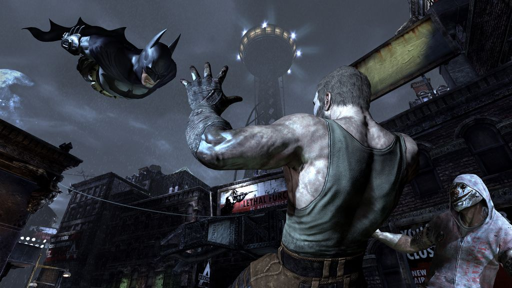 Batman Arkham City Multi Ed 006