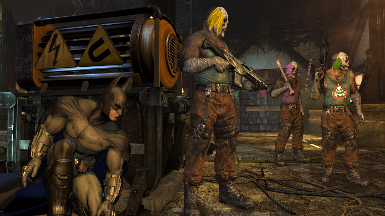 Batman-ArkhamCity Multi Editeur 037