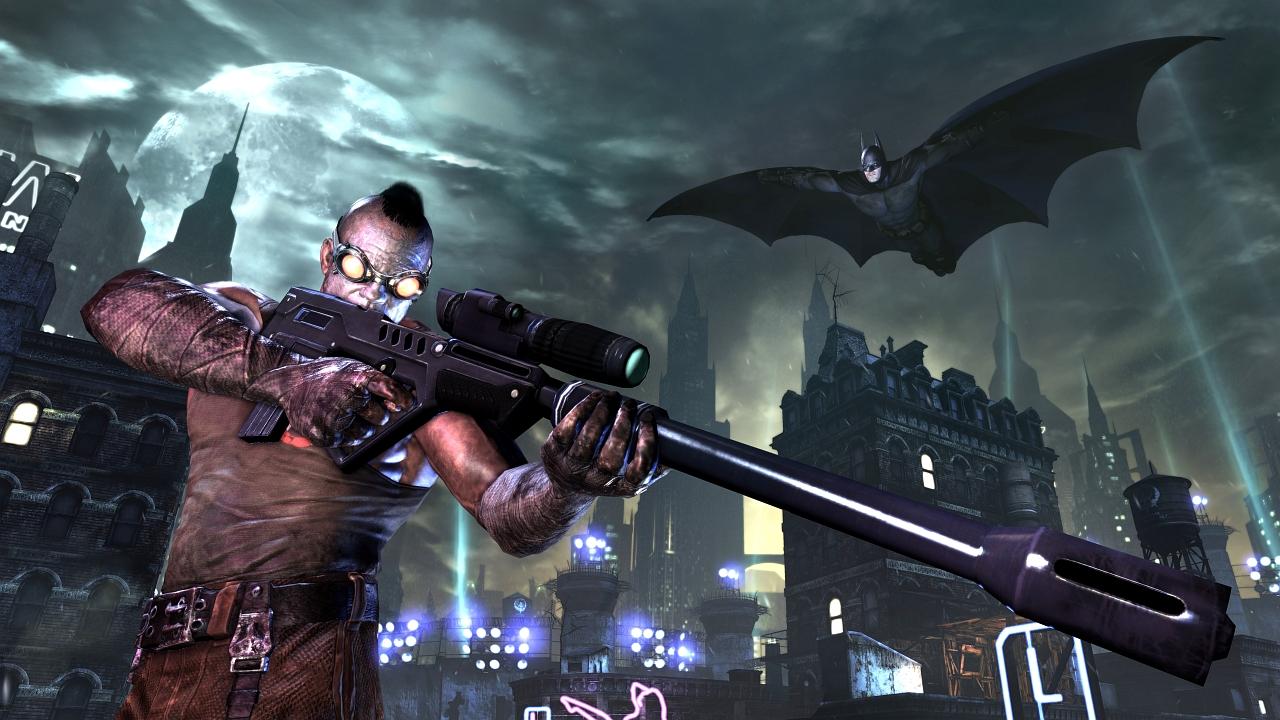 Batman-ArkhamCity Multi Editeur 039