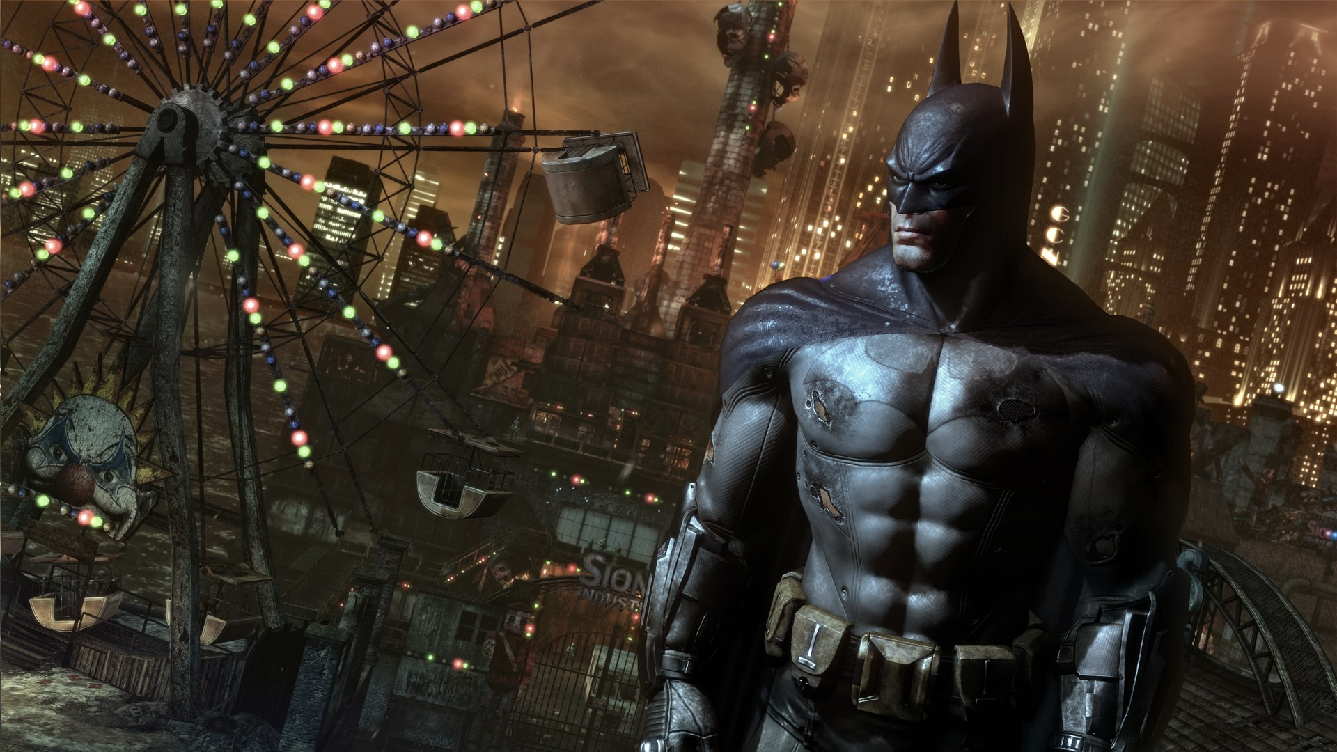 Batman-ArkhamCity Multi Editeur 057