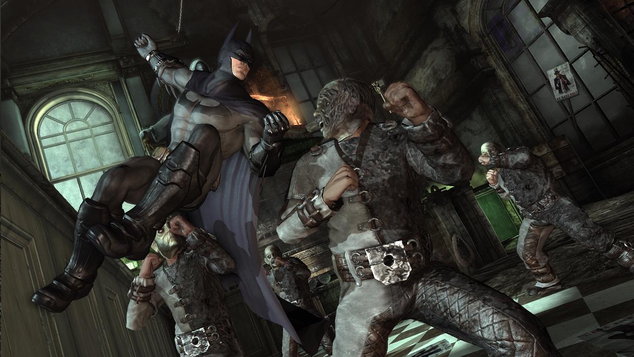 Batman-ArkhamCity PC Editeur 034