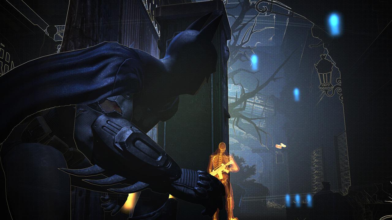 Batman-ArkhamCity PC Editeur 035