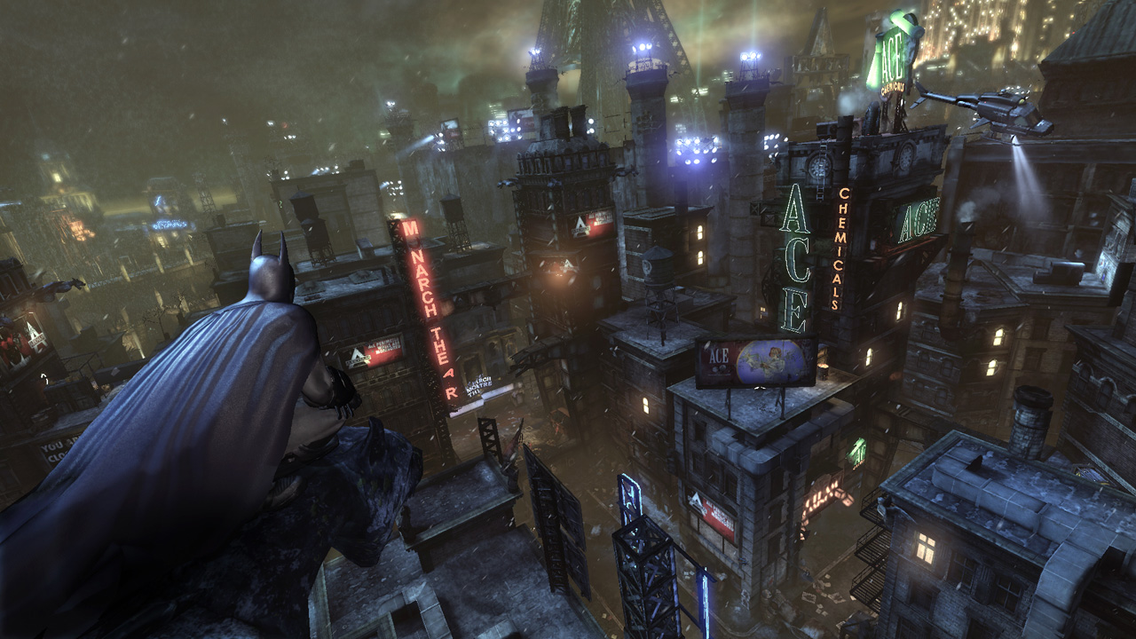 Batman-ArkhamCity PC Editeur 036