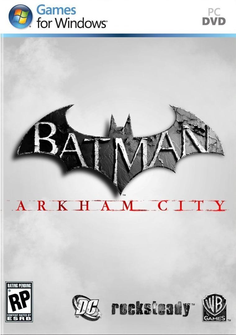 Batman-ArkhamCity PC Jaquette 001