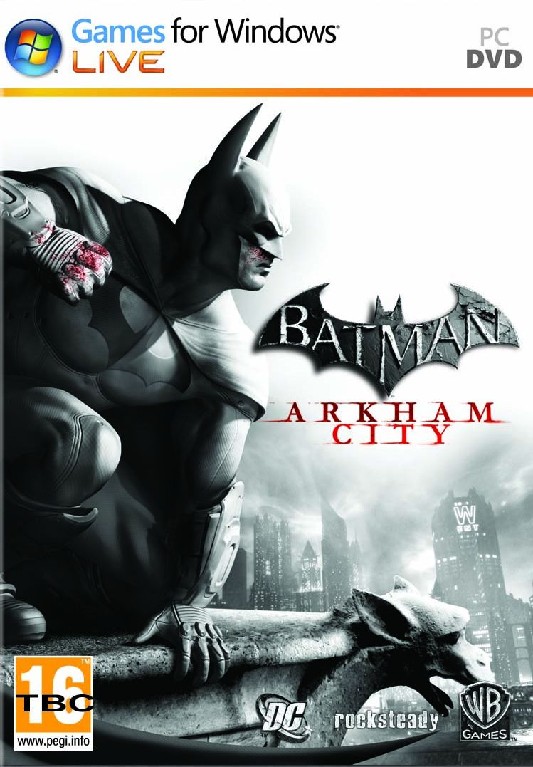 Batman-ArkhamCity PC Jaquette 003