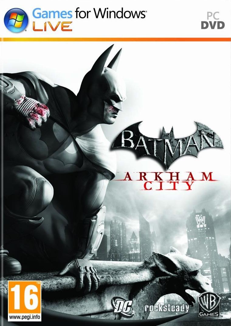 Batman-ArkhamCity PC Jaquette 004