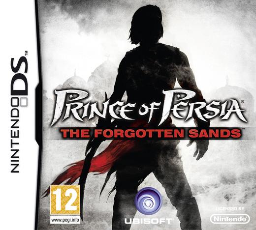 PrincePersia-SablesOublies DS jaquette