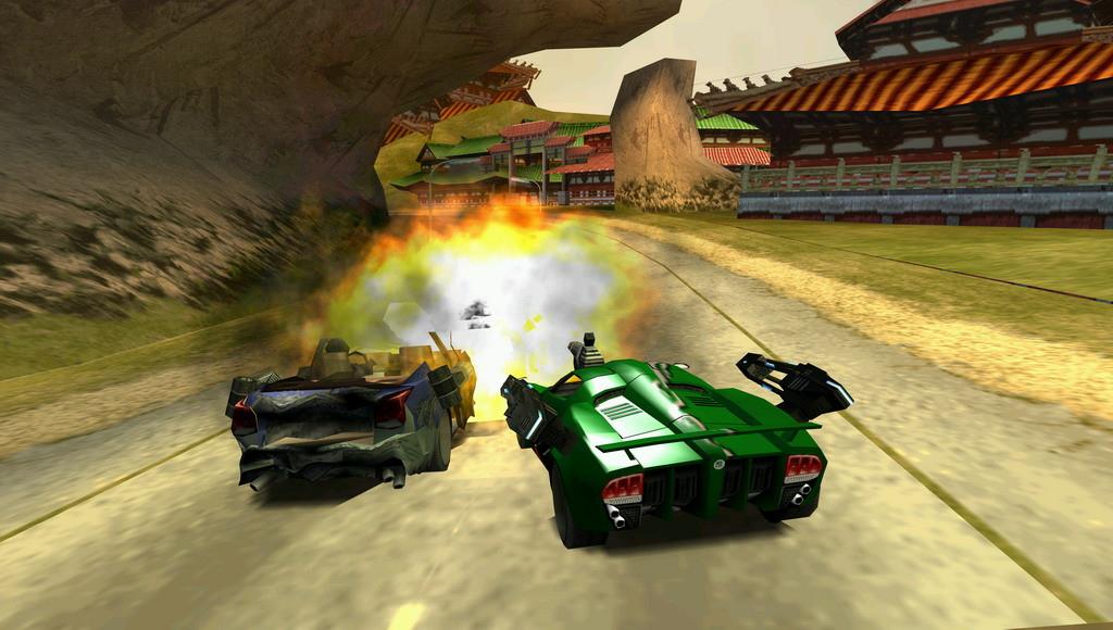 FullAuto2 PSP Editeur 001