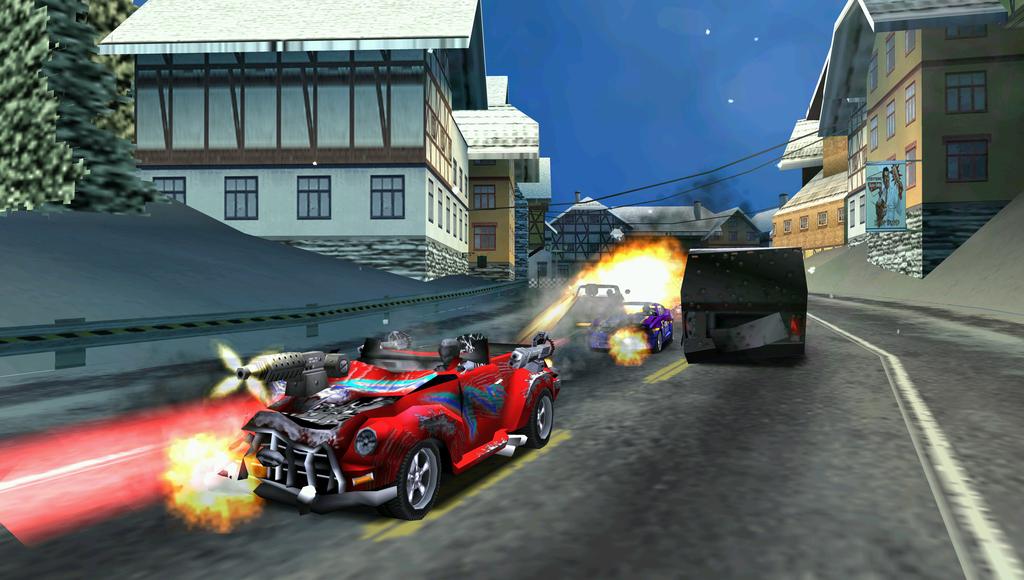 FullAuto2 PSP Editeur 003