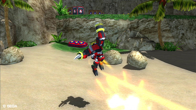 Sonic PS3 editeur 001