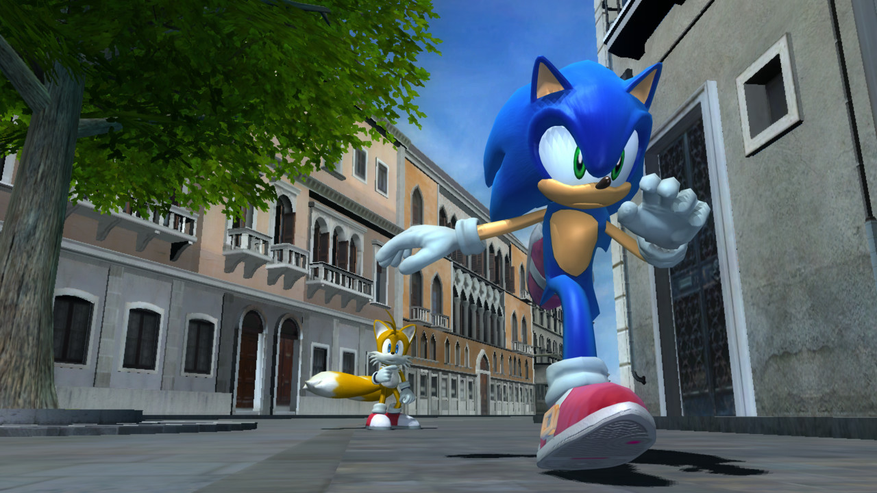 Sonic PS3 editeur 007