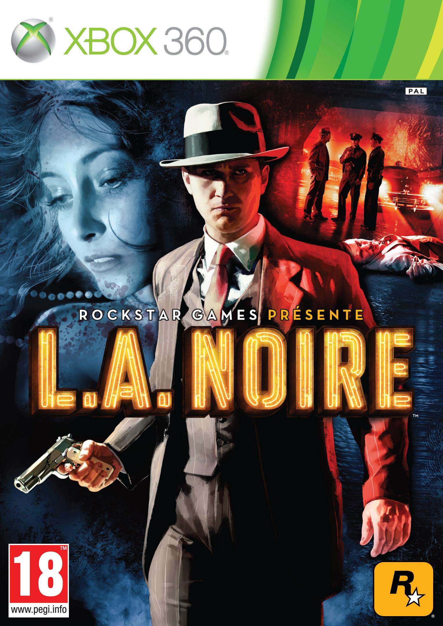 L.A.Noire 360 Jaquette 004