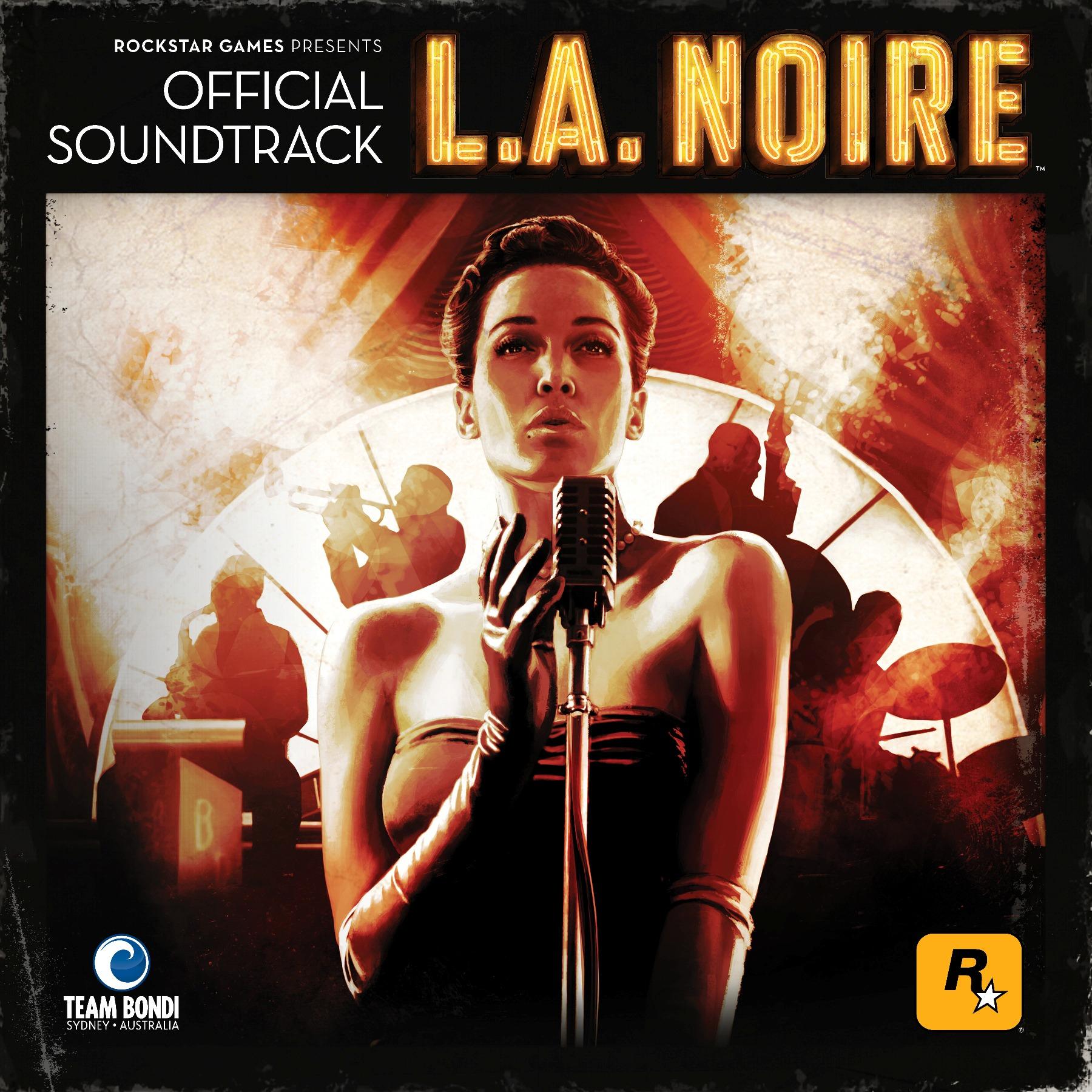 LA Noire Official Soundtrack