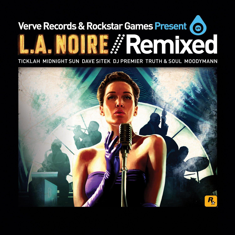 LA Noire Remixed cover