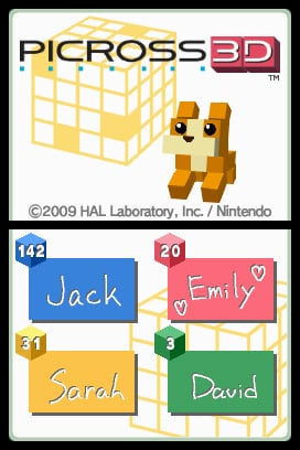 Picross3D DS Edit01