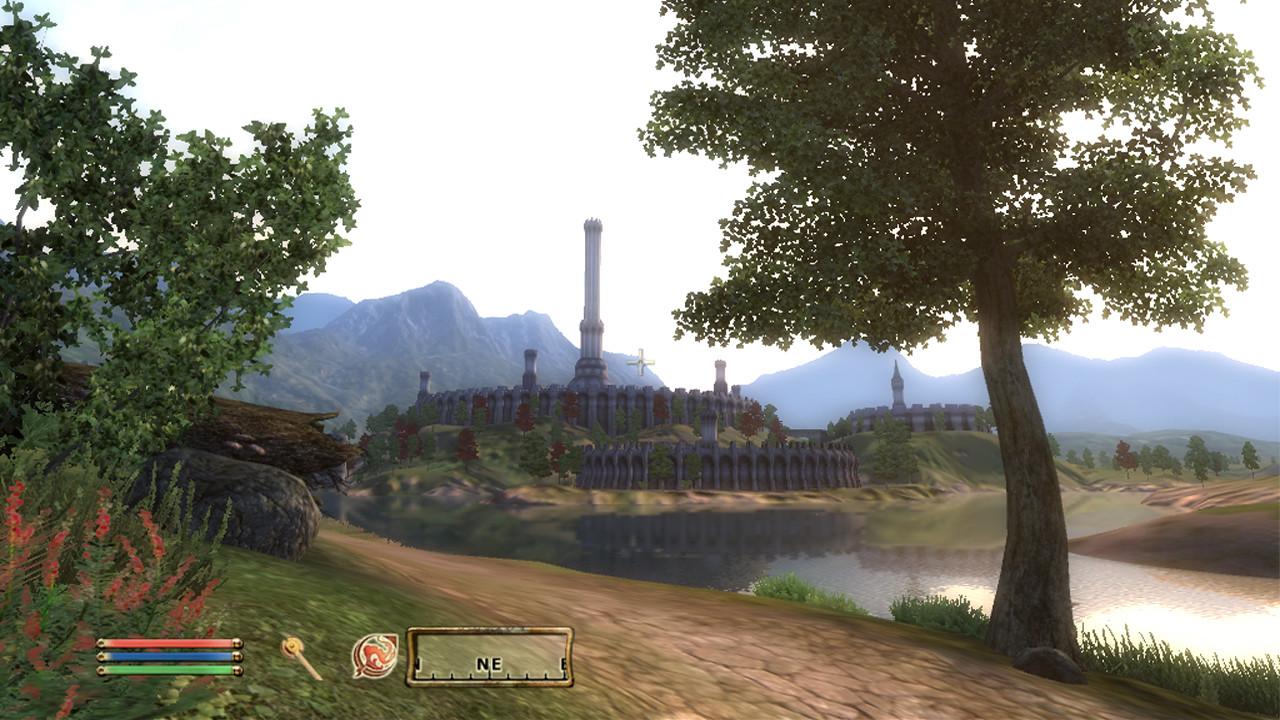 oblivion PS3 editeur 002