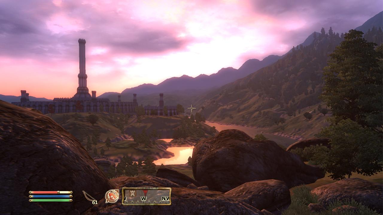 oblivion PS3 editeur 004
